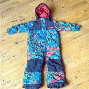 BURTON One-Piece Snow Suit